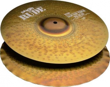 "RUDE 14"" SOUND EDGE HI-HAT"