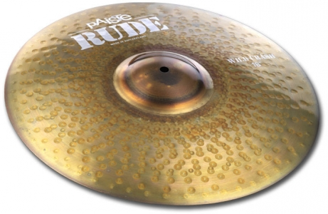 "RUDE 17""  Wild Crash"