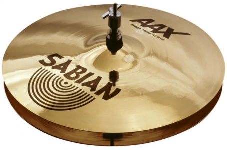 "14"" Stage Hats AAX Br"