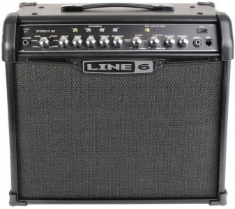 Spider IV 30 1X12'' 30W Modelling Guitar Combo