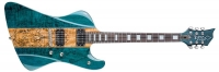 Электрогитара DBZ Halilfire SM Transparent Teal