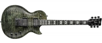 Eruption Gitarre Jet Bk Faded (evertune) электрогитара