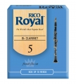 Трости cl-Bb Rico Royal, 5 (10шт.)