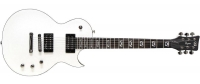 Eruption Gitarre Select Series Gloss White электрогитара (2-H/2-V/1-TC/3-WS)