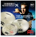 MEINL GX-TB14/17/18 Generation X Tom's Becken Set - комплект